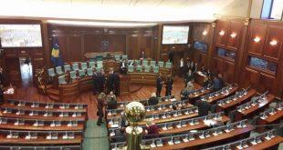 Kuvendi i Kosovës do të mblidhet sot ku pritet të bëhet rishikimit të buxhetit që do t'i hapte rrugë zbatimit të pakos emergjente fiskale
