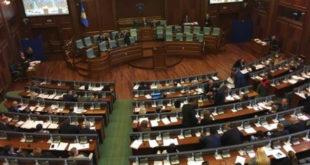Kuvendi me 74 vota ngriti Komisionin Hetimor lidhur me menaxhimin e pandemisë nga ana e Qeverisë së Kosovës