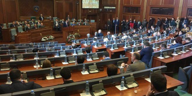 Kuvendi i Kosovës sot mban seancë të veçantë për 20 vjetorin e masakrës në Burgun e Dubravës