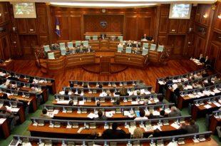 Në Kuvendin e Kosovës shqyrtohet në lexim të dytë Projektligji për parandalimin dhe luftimin e pandemisë