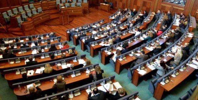 Filon seanca konstituive, zgjedhet komisioni i përkohshëm për verifikimin e mandatit të deputetëve