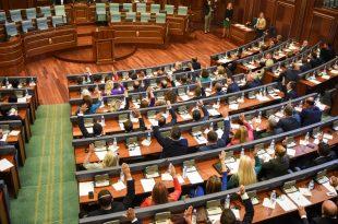 Sot në Kuvendin e Kosovës pritet të marrin dritën e gjelbër pesë marrëveshjeve ndërkombëtare