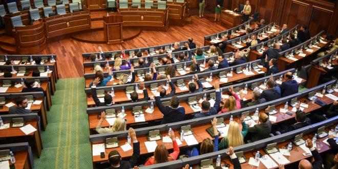 Pa marrëveshje për koalicionin qeverisës Vetëvendosje dhe LDK shkojnë sot në seancën konstituive të Legjislaturës së shtatë