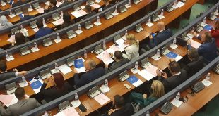 Kuvendi i Kosovës mblidhet sërish sot për të vazhduar seancën për për rishikimin e buxhetit që ishte ndërprerë javën tjetër