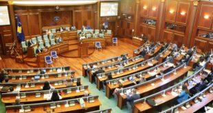 Vetëvendosje dhe LDK nuk e votuan projektligjin për mbrojtjen e vlerave të luftës së Ushtrisë Çlirimtare të Kosovës