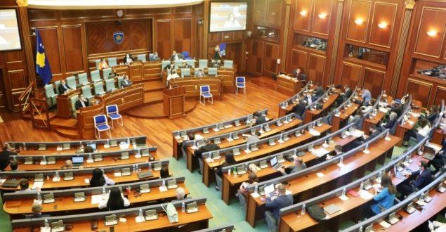 Në mungesë të kuorumit në Kuvendin e Kosovës ka dështuar të miratohet propozim-rezoluta për të pagjeturit