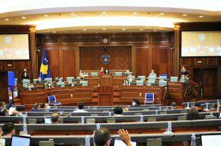 Kuvendi mbanë sot dy seanca plenare ku do të shqyrtohen disa pika të mbetura për votimin nga seancat e kaluara