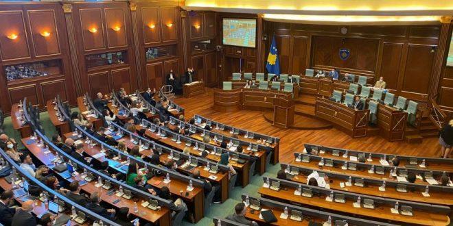 Kuvendi i Kosovës miraton Projektligjin për të Drejtat Pronësore të shtetasve të huaj
