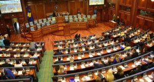 Me shumicë votash në Kuvendin e Kosovës është miratuar në lexim të parë projektligji për ministrinë e Mbrojtjes