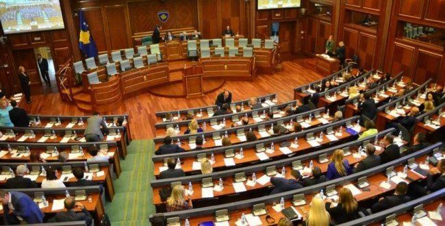 Pas kërkëses së kryeministrit Haradinaj sot Kuvendi i Kosovës do të mbajë seancë të jashtëzakonshme