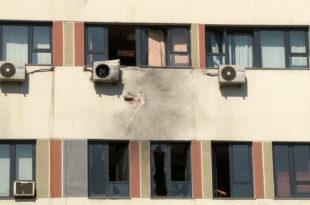 Godidja e objektit të kuvendit të Kosovës