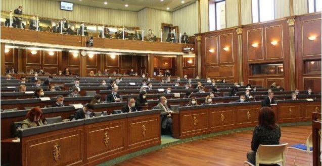 Studentët eKolegjit Universum kanë bërë njëhulumtimnë lidhje me nivelin e edukimit të deputetëve të Kuvendit të Kosovës.