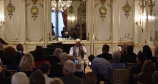 """Frank Shkreli: Këndon """"Lahuta e Malcisë' në Uashington DC"""