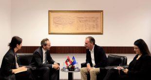 Fatmir Limaj: Në fazën finale të bisedimeve me Serbinë do të diskutohet për çështjen e të zhdukurve dhe dëmshpërblimet