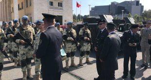 """Gjeneral-lejtënant Rrahman Rama, mori pjesë në ceremoninë përmbyllëse të ushtrimit fushor """"Luani Shqiptar 18''"""