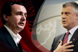 Për herë të tretë kryetari i Vetëvendosjes, Albin Kurti ftohet për takim nga kryetrari i shtetit, Hashim Thaçi