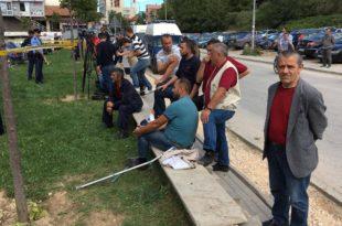 Shumë banesa në Prishtinë po i zbraz policia për kthimin e kolonëve serbë të kohës së Milosheviqit