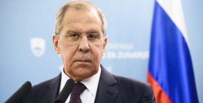 Ministri i Jashtëm rus, Sergei Lavrov thotë së SHBA-ja është duke shtyrë përpara krijimin e Ushtrisë së Kosovës