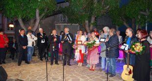Albert Z.Zholi: Këngëtaret me famë, Alida Hisku dhe Mefaret Laze, të ftuara speciale në Kalabri