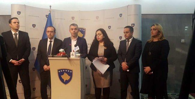 Lidhja Demokratike e Kosovës sot pritet që tacaktojëkandidatin e saj për kryeministër