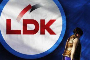 LDK: Derisa çështja e dialogut me Serbinë po e mbizotëron debatin, koalicioni qeveritar po uzurpon institucionet
