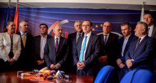 Kryetari i LDK-së, Isa Mustafa e mbledh kryesinë e partisë së tij për ta paraqitur përbërjdn e kabinetit qeveritar