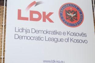 Lidhja Demokratike Kosovës përmes një reagimi për media, ka dënuar gjuhën e kryeministrit në detyrë Albin Kurti
