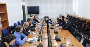 Deputetët e LDK-së: Vjosa Osmani, Anton Quni e Armend Zemaj takuan Komisionin e Mbrojtjes të Bundestag-ut gjerman