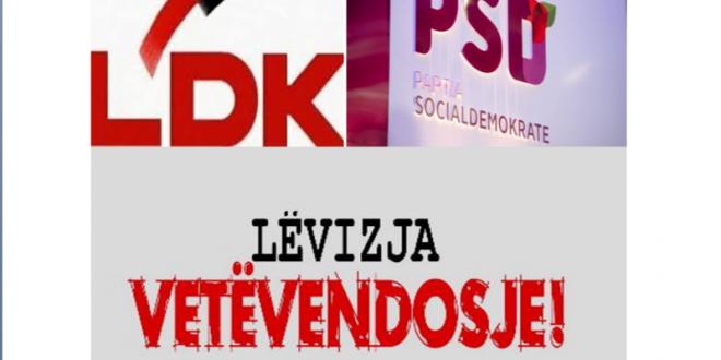 Opozita kërcënon me protesta për të mos lejuar që kryetari, Thaçi, të jetë në krye të dialogut me Serbinë