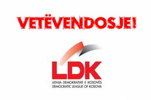 Njëra nga temat e takimit mes Vetëvendosjes dhe LDK-së, pritet të jetë çështja e dialogut Kosovë Serbi