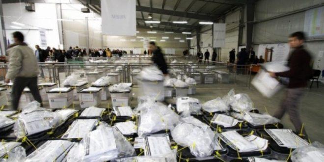Gjatë ditës së diel, në QNR janë rinumëruar mbi 500 vendvotime