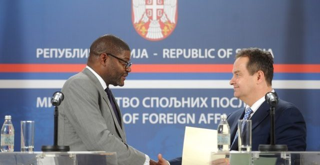 Ministri i Jashtëm i Liberisë, thotë se shteti i tij e ka tërhequr vendimin për njohjen e pavarësisë së Kosovës