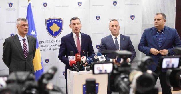 Kryetari i Kuvendit të Kosovës, Kadri Veseli, i ka ftuar në një takim të gjithë krerët kryesor të shtetit