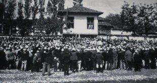 Prej 16 deri më 20 shtator të vitit 1943 është mbajtur Kuvendi për formimin e Lidhjes së Dytë të Prizrenit