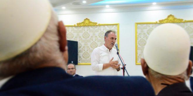 Fatmir Limaj: Malisheva si gjithmonë është e gatshme për t'i sjellë fitore të madhe Nismës në zgjedhjet e 6 tetorit