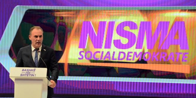 Koalicioni parazgjedhor: NISMA AKR dhe PD nesër, më 25 shtator, do ta bëjë hapjen zyrtare të fushatës elektorale