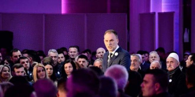 """Sot në sallën e sportit """"1 Tetori"""" në Prishtinë koalicioni Nisma-AKR-PD do të hapë zyrtarisht fushatën parazgjedhore"""