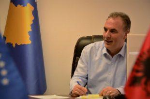 Fatmir Limaj thotë ambasadorët i njoftuam me të gjithë historinë që ka çuar deri në krijimin e delegacionit