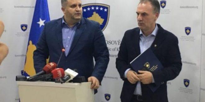 Në Samitin e Parisit i cili do të mbahet më 1 korrik do të marrin pjesë edhe Fatmir Limaj dhe Shpend Ahmeti