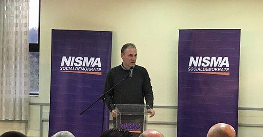 Kryetari i Nismës Socialdemokrate, Fatmir Limaj thotë e në vitin tjetër Kosovën e presin shumë sfida