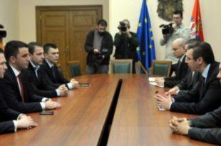 Lista Serbe: Kryeministri ynë është Aleksander Vuçiq, jo Isa Mustafa