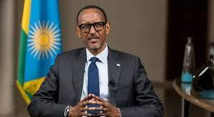 Kryetari i Ruandës, Paul Kagame,