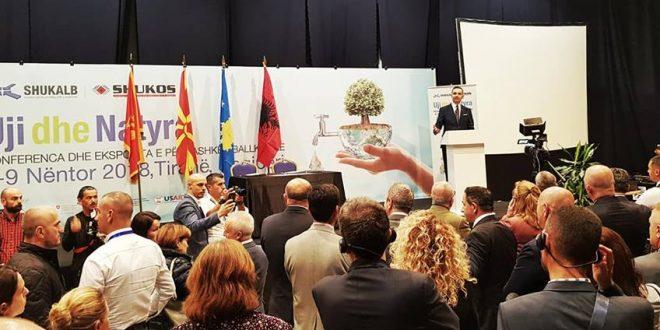 Ministri Lluka: Investimi në kapitalin njerëzor dhe në krijimin e rezervuarëve natyrorë të ujit është jetik për të ardhmen