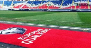 """Kombëtarja shqiptare në futboll, sonte në """"Loro Boriçi"""" sfidon Spanjën"""