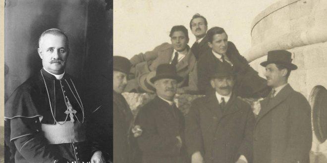 Luigj Bumçi (1872 -1945) klerik, ipeshkëv, atdhetar
