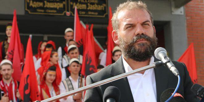 Lulzim Jashari: Dëshmorët nuk janë flijuar që ne të luajmë me kufijtë tanë dhe të bëjmë pazar me trojet tona