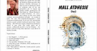 """Zymer Mehani: Vëllimi poetik """"Mall atdhesie"""" i poetes Lumturie S. Drenica"""
