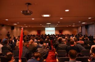 Qindra bashkatdhetarë morën pjesë në tubimin e organizuar nga Qendra e Lëvizjes Vetëvendosje në Belgjikë