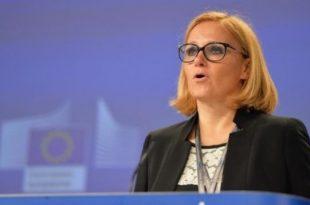Zëdhënësja e BE-së, Maja Kocijançiç e tërheq vërejtjen për rrezikun e investimeve kineze në Evropë