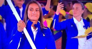 """Në """"Rio 2016"""", Kosovës i prin xhudistja Kelmendi"""